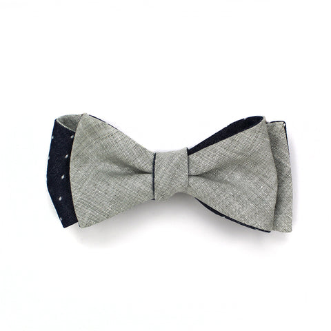 Holden Double-sided Butterfly Bow Tie