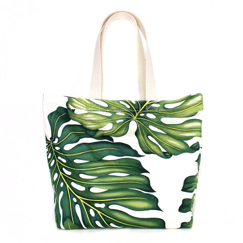 Tropical Side Tote