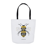 Honey Boss Tote Bags