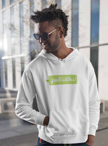 The Original 'preciatcha Unisex Hoodies (No-Zip/Pullover)