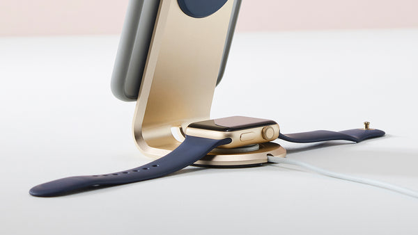 iphone & apple watch stand