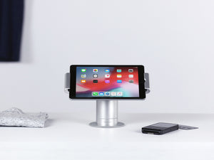Powered iPad Swivel Stand