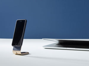 iPhone Desk Stand + Case Bundle