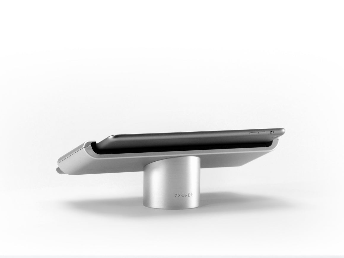 "Powered iPad Stand for iPad 9.7"" (5th & 6th Gen)"