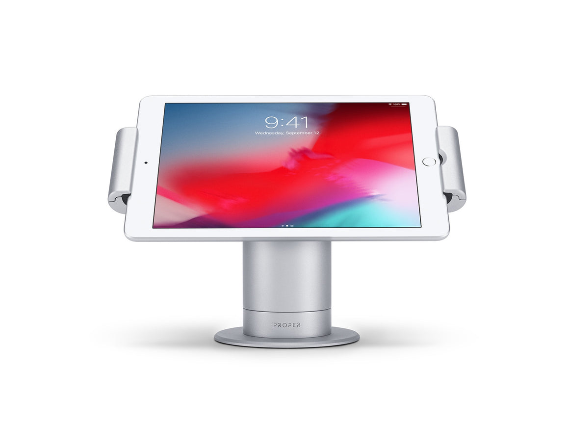 "Powered iPad Swivel Stand for iPad 9.7"" (5th & 6th Gen)"