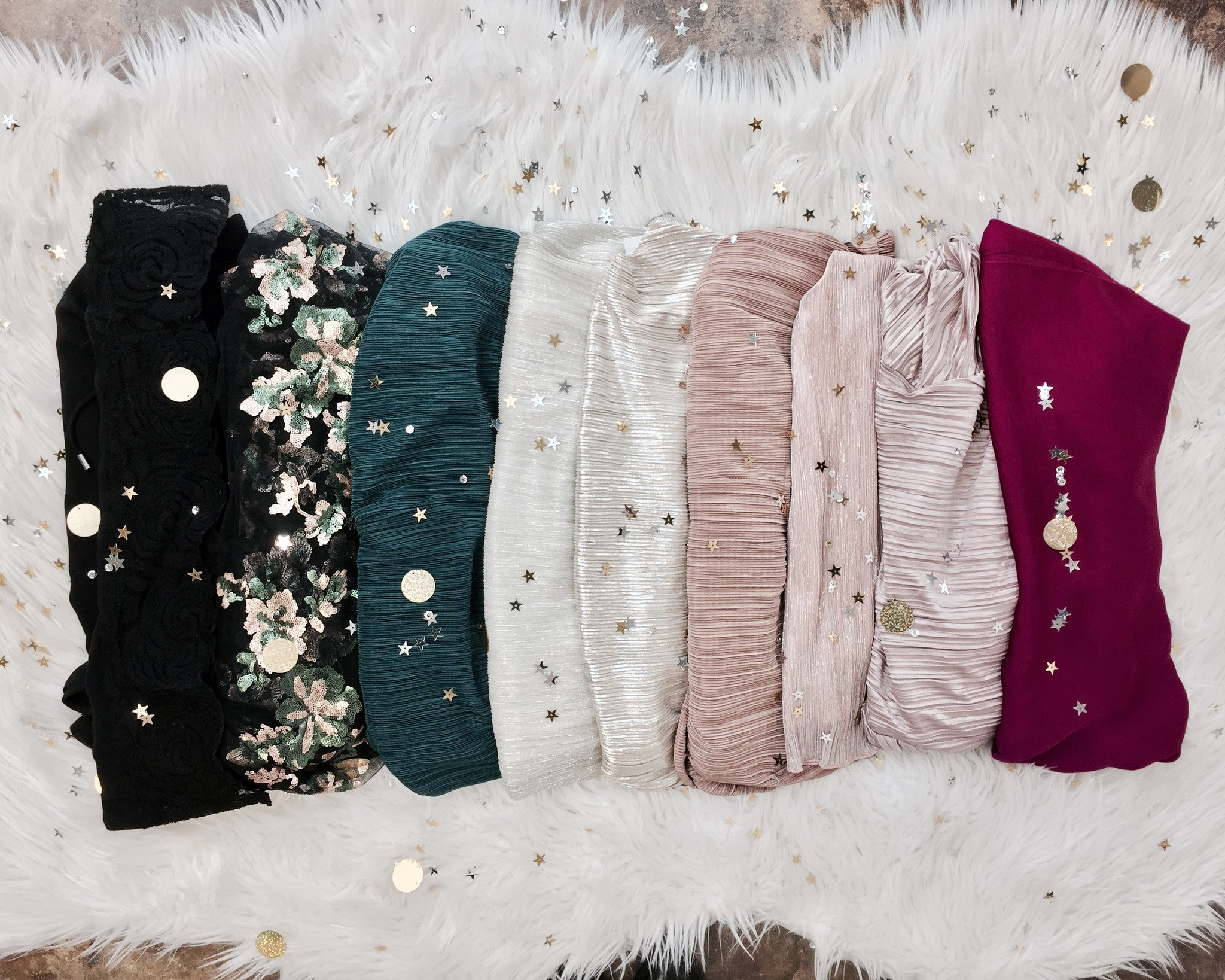NYE Outfit Inspo {For Our Last-Minute Ladies}