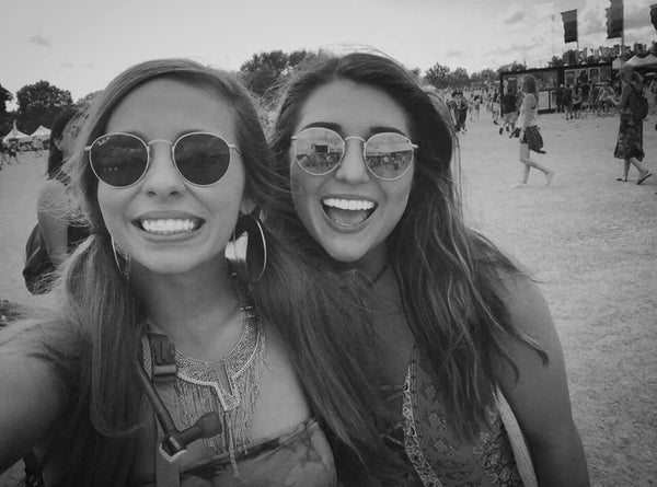 Maude Girls Travel to Austin City Limits: Festival Fashion and Style Trends
