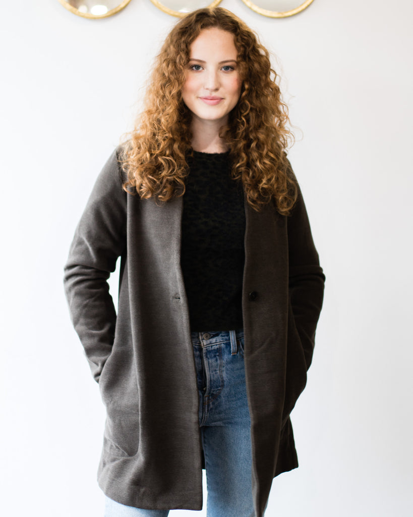 Anouk Sweater Coat
