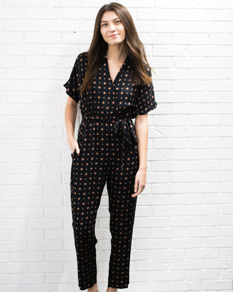 Bed Story Jumpsuit