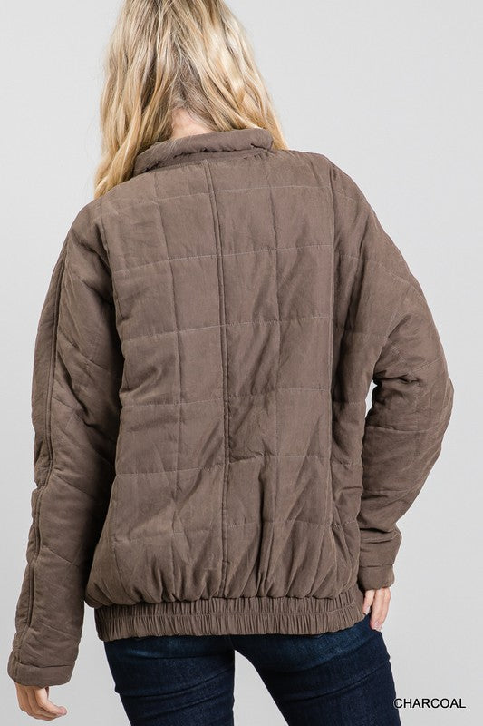 Polly Quilted Jacket