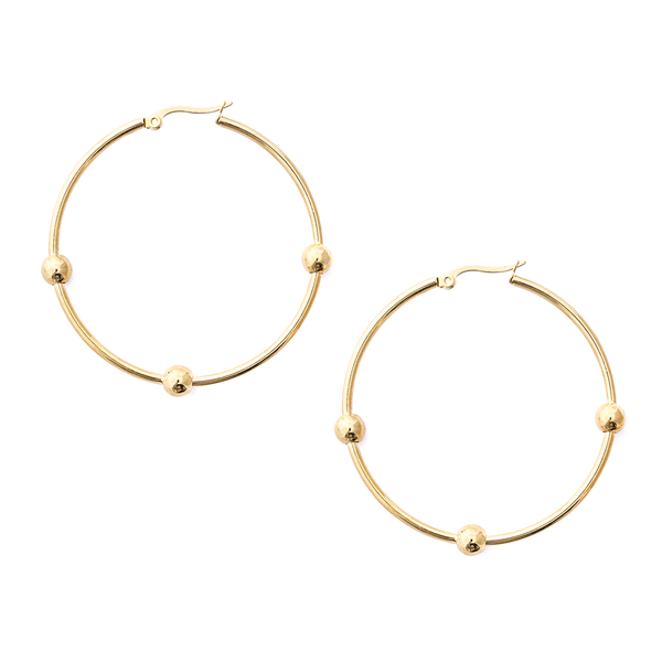 Mod + Jo - Hoop Earrings - Aimee