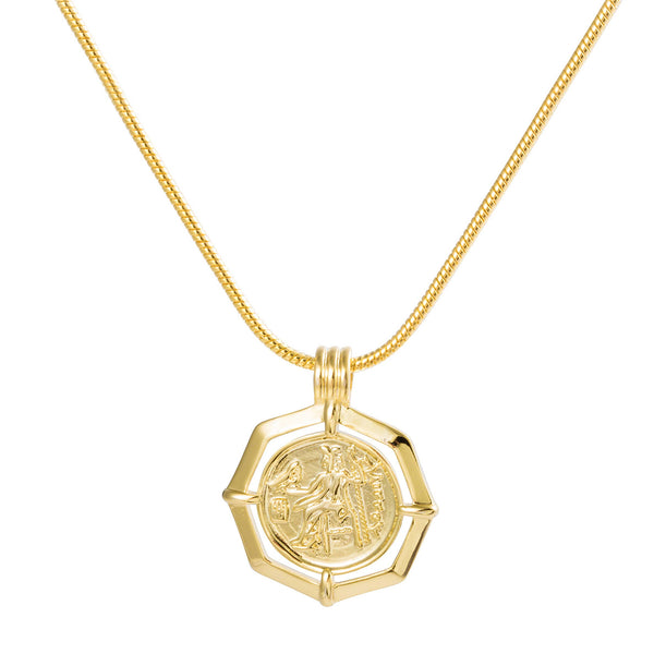 Mod + Jo - Pendant Necklace - Pharaoh
