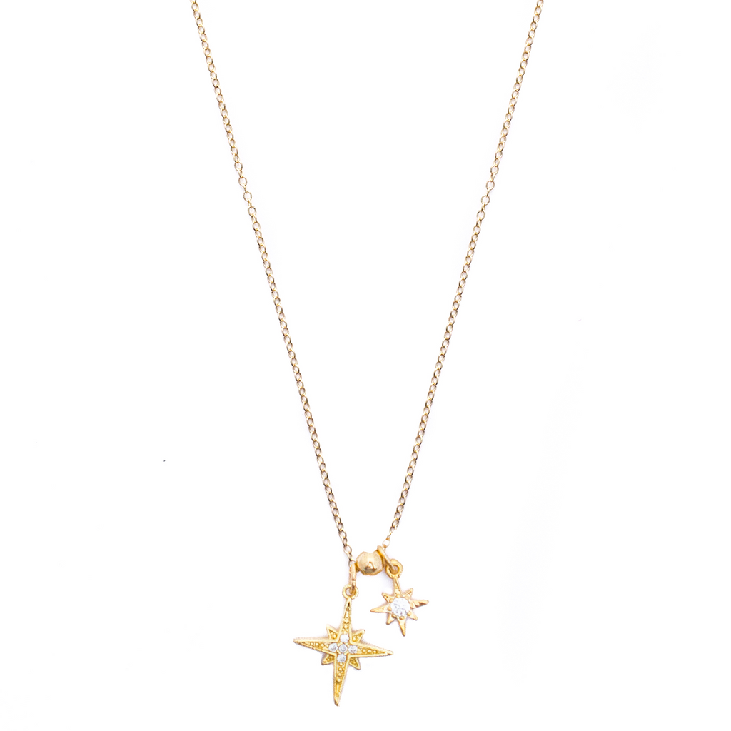 Mod + Jo - Pendant Necklace - Stella Star