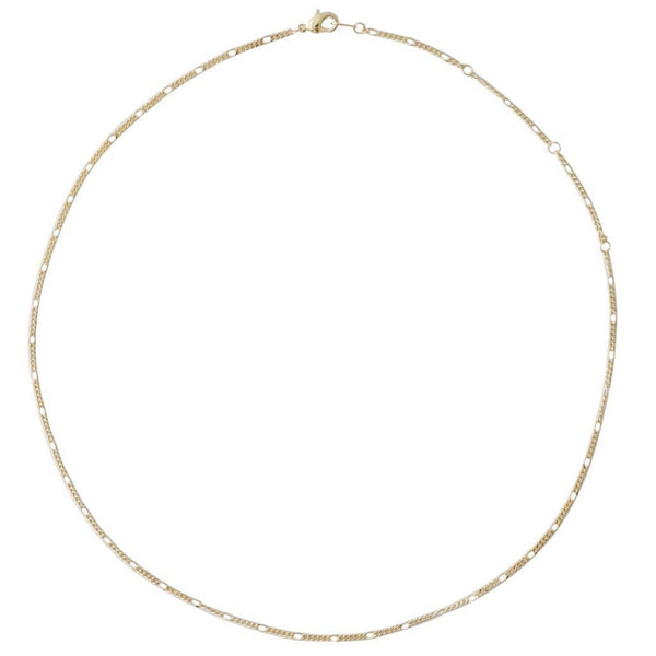Honeycat Jewelry - Figaro Chain Choker - Necklace