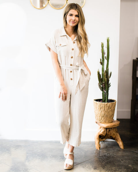 Crescent Moon Jumpsuit