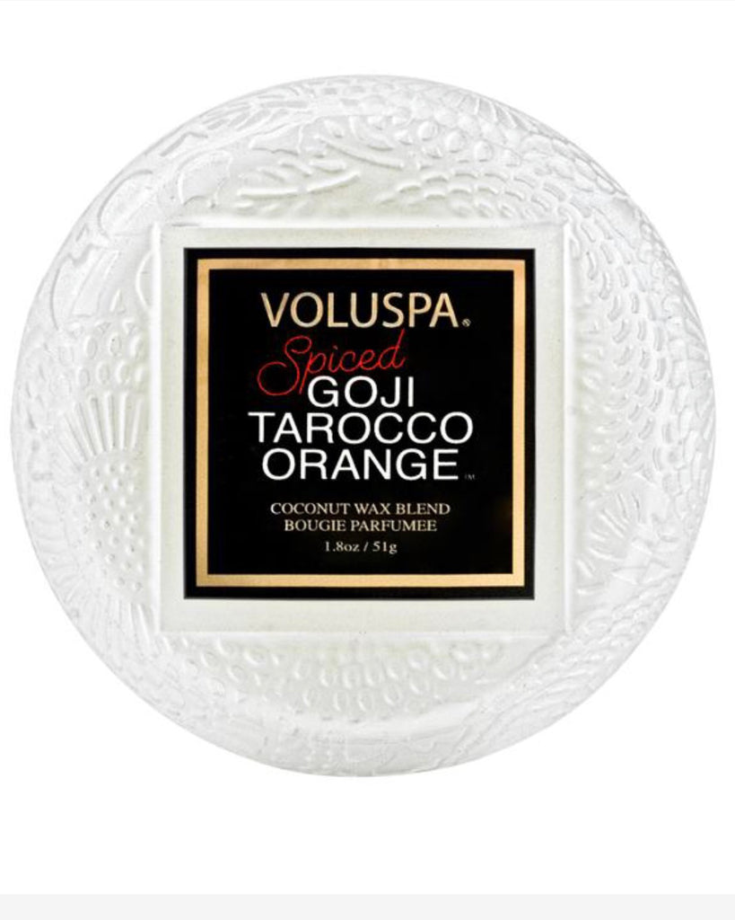 Voluspa Macaron Candle (Curbside or Store Pick up only)