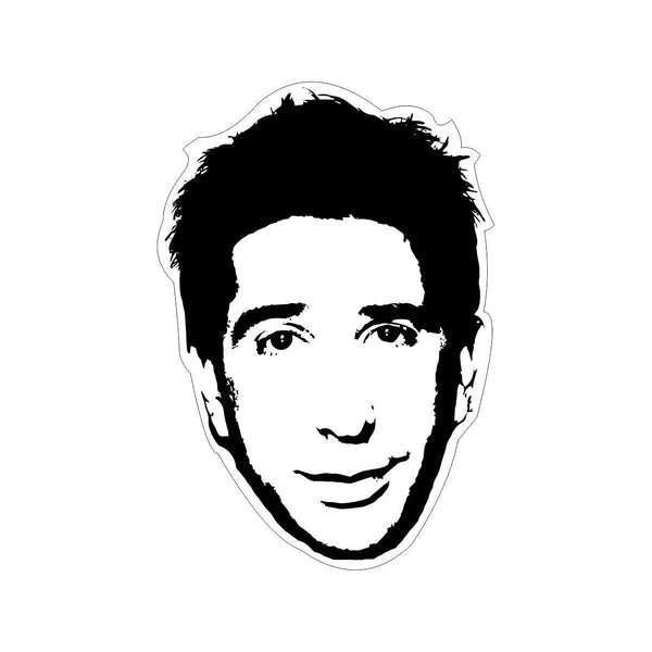 LetterCraft - Friends - David Schwimmer Sticker
