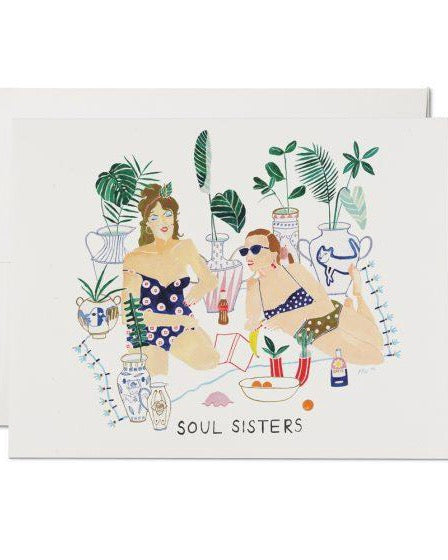 Red Cap Cards - Soul Sisters