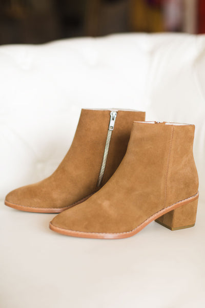 Miles Suede Boot