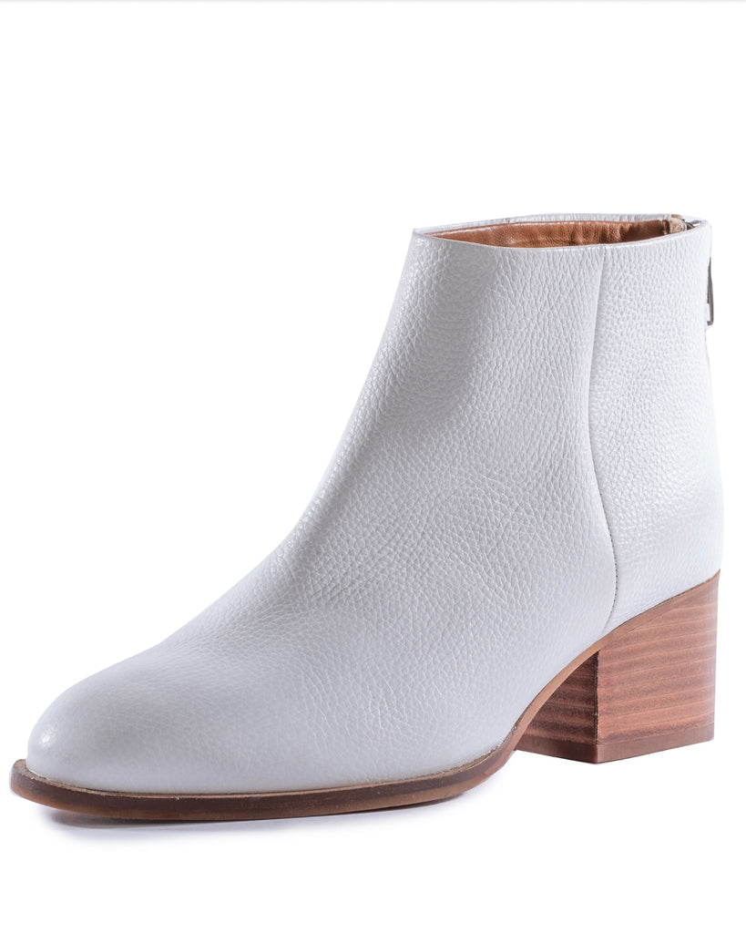 Floodplain Leather Bootie