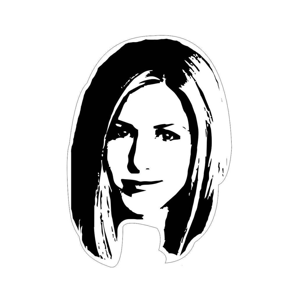 LetterCraft - Friends - Jennifer Aniston Sticker