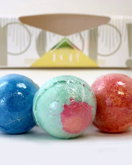 Bath Bomb Box - Colorful