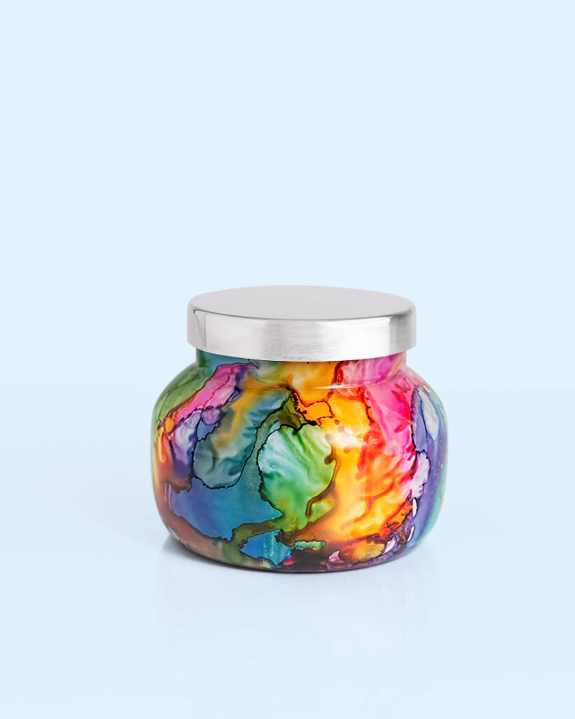 IN-STORE PICKUP ONLY! Capri Blue Watercolor Jar