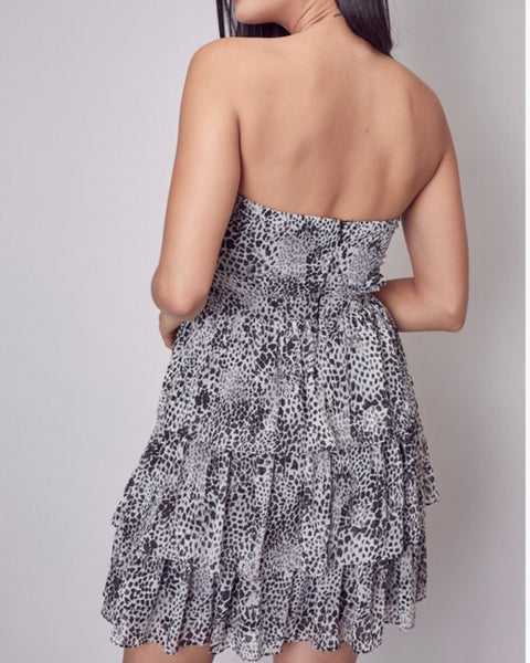 Renee Strapless Dress