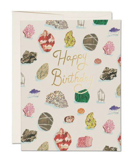 Red Cap Cards - Birthday Gems
