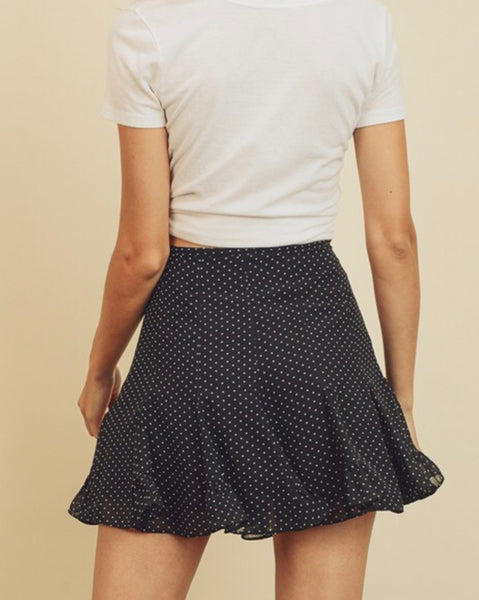 Salsa Dot Skirt