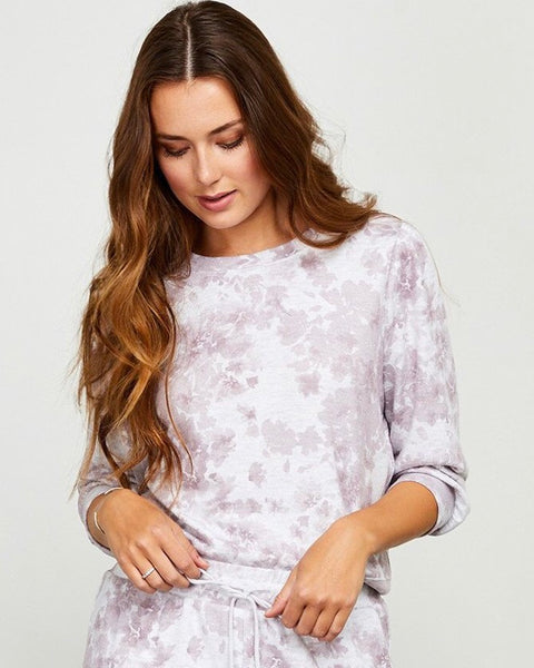 Shirley Floral Pullover
