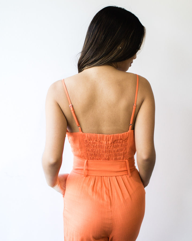 Carrot Top Jumpsuit