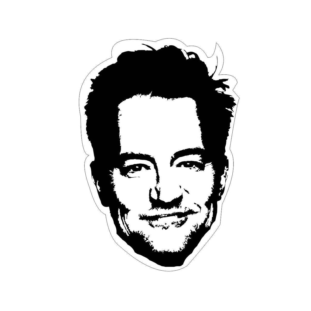 LetterCraft - Friends - Matthew Perry Sticker
