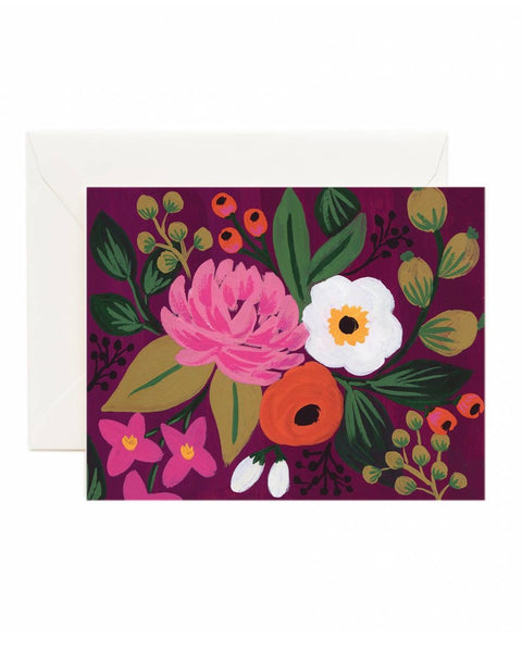 Vintage Blossoms Rifle Paper Cards
