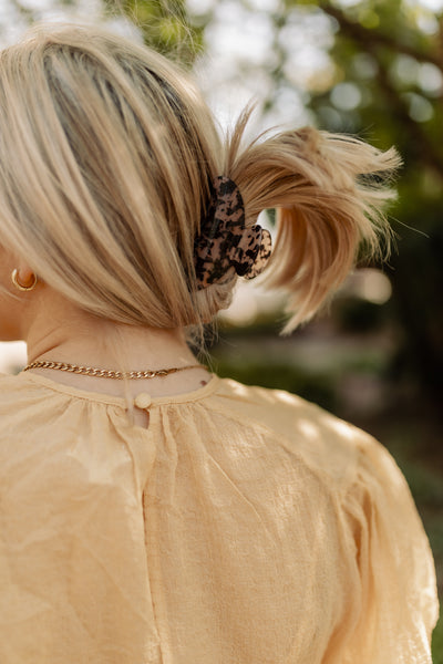 Pretty Simple - Tessa Tortoise Hair Claw Clip
