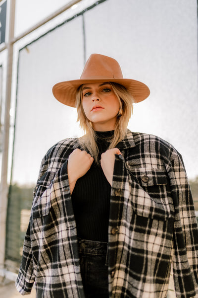 Woodland Plaid Jacket
