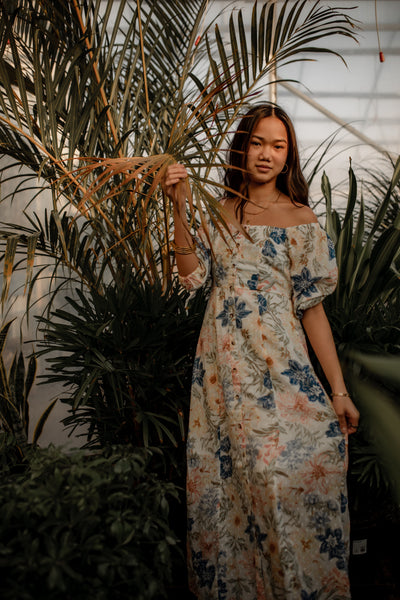 Dreamer Floral Maxi Dress