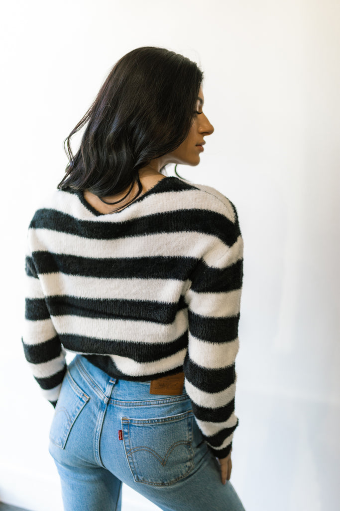 Dru Sweater Top