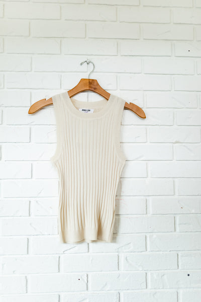 Dixie Sleeveless Sweater