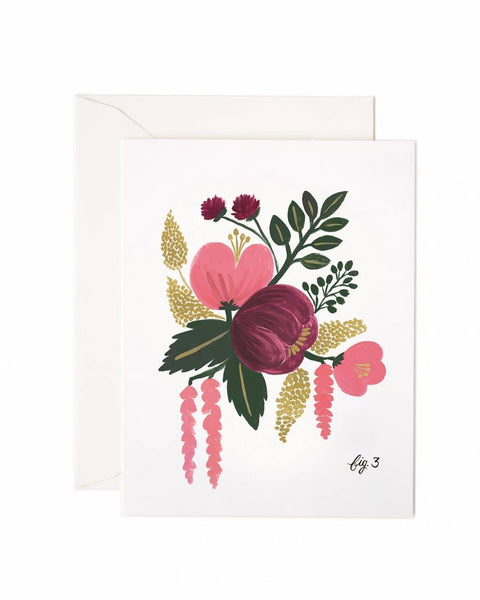 Rifle Paper Floral Cards