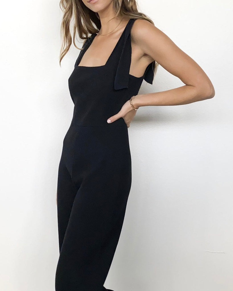Ivy Ribbed Jumpsuit