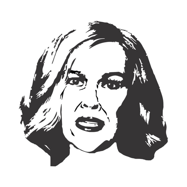 LetterCraft - Catherine O'Hara Sticker