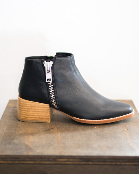 Louis Short Heel Boot