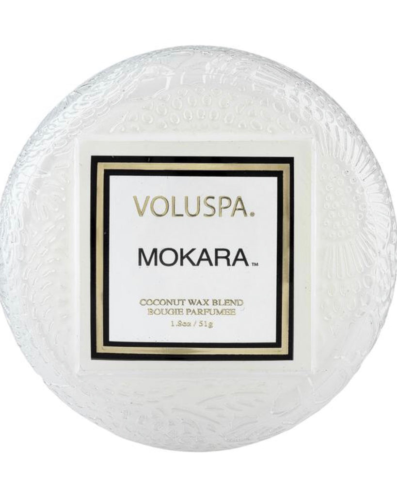 CURBSIDE / IN STORE PICK UP ONLY!   Voluspa Macaron Candle