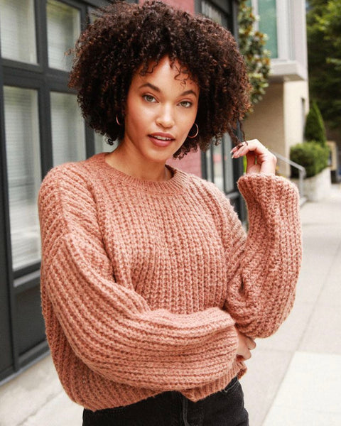 Parvene Knit Sweater