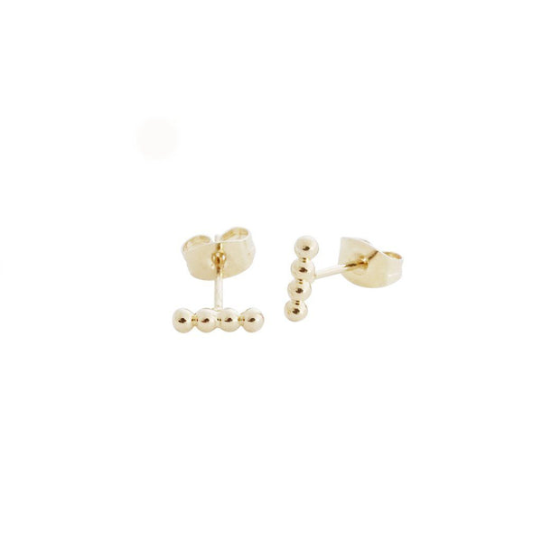 Honeycat Jewelry - Paige Beaded Studs