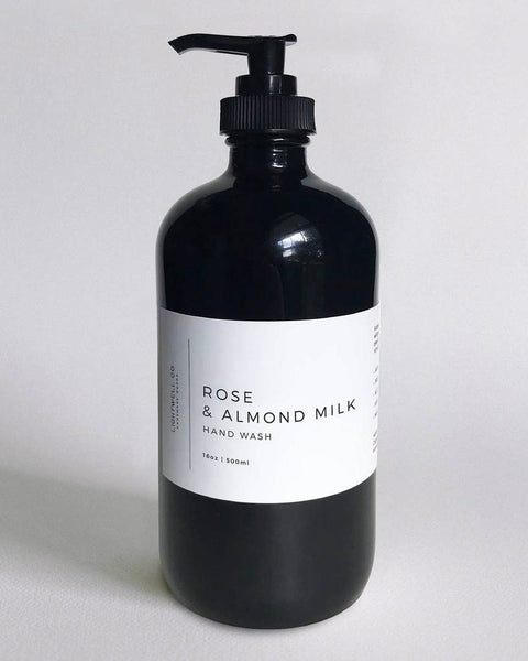 CURBSIDE / STORE PICK UP ONLY! Rose & Almond Milk Hand Wash