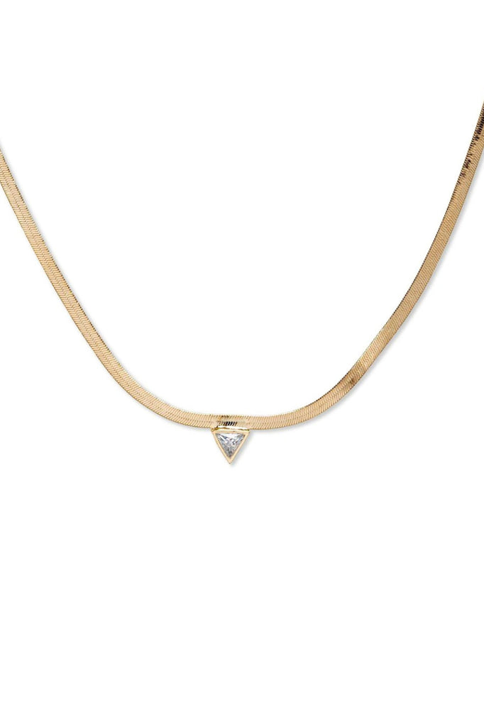Bracha High Point Necklace