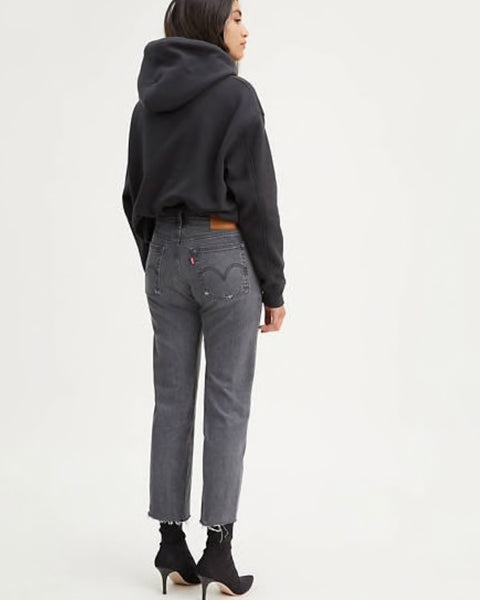 Cabo Smoke Wedgie Straight Jeans