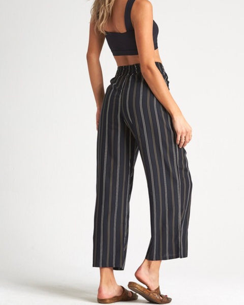 Cut Through Crop Pant